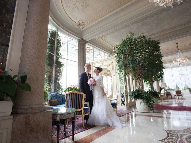 Le nozze di Svetlana e Dimitri
