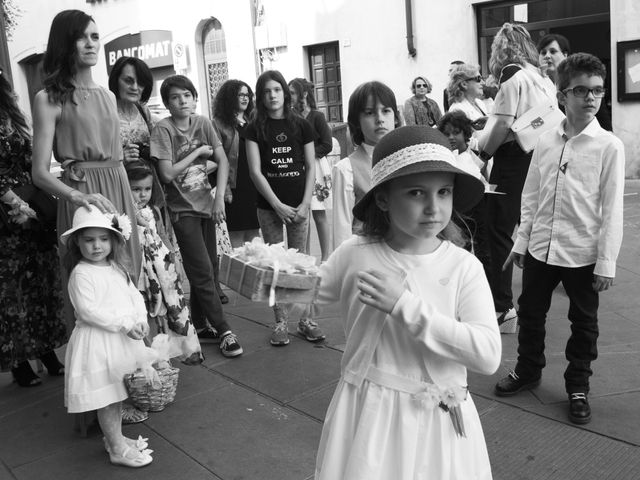 Il matrimonio di Daris e Francesca a Montichiari, Brescia 10