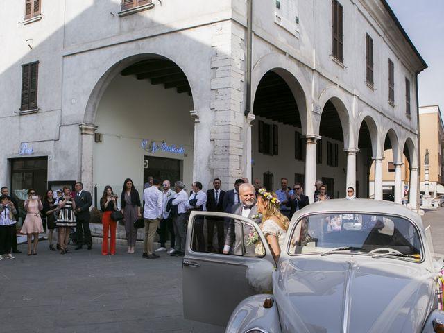 Il matrimonio di Daris e Francesca a Montichiari, Brescia 11
