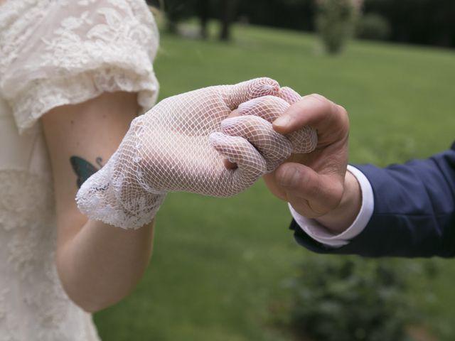 Il matrimonio di Daris e Francesca a Montichiari, Brescia 22