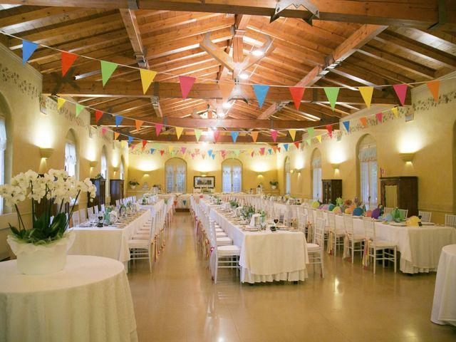Il matrimonio di Daris e Francesca a Montichiari, Brescia 24