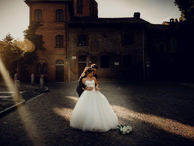 Il matrimonio di Daniele e Barbara a Piovera, Alessandria 35