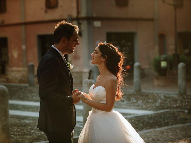 Il matrimonio di Daniele e Barbara a Piovera, Alessandria 36