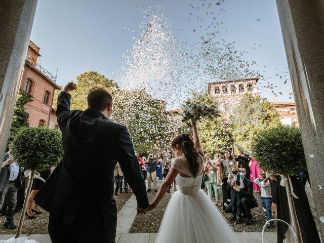 Il matrimonio di Daniele e Barbara a Piovera, Alessandria 40