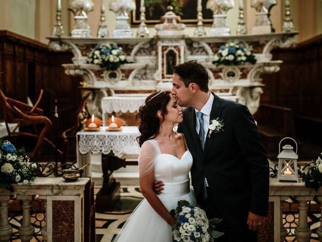 Il matrimonio di Daniele e Barbara a Piovera, Alessandria 41