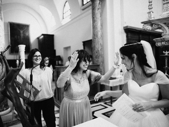Il matrimonio di Daniele e Barbara a Piovera, Alessandria 43