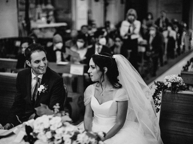 Il matrimonio di Daniele e Barbara a Piovera, Alessandria 44