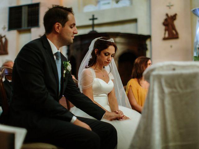 Il matrimonio di Daniele e Barbara a Piovera, Alessandria 47
