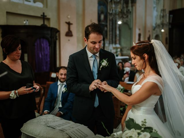 Il matrimonio di Daniele e Barbara a Piovera, Alessandria 49