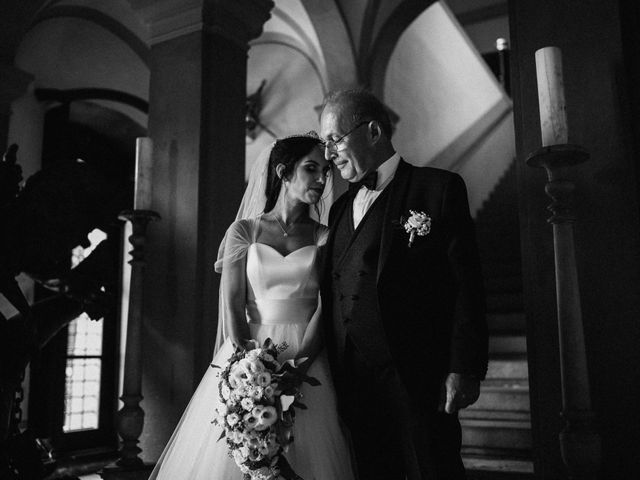 Il matrimonio di Daniele e Barbara a Piovera, Alessandria 50