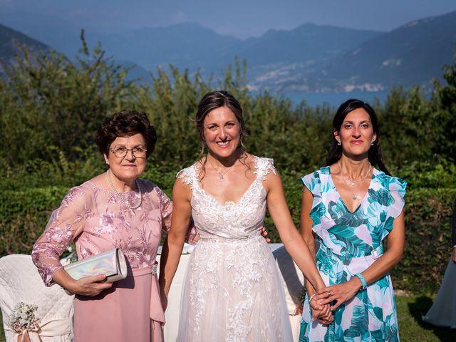 Il matrimonio di Mauro e Nicoletta a Brescia, Brescia 40