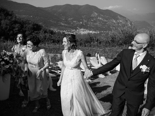 Il matrimonio di Mauro e Nicoletta a Brescia, Brescia 42