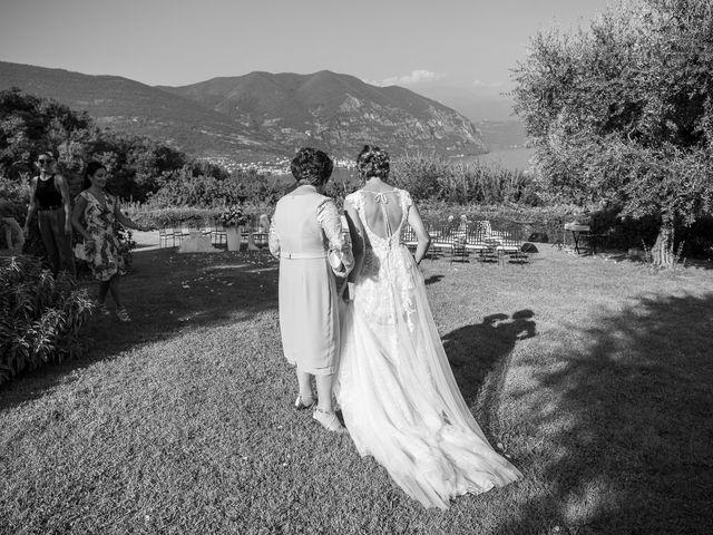 Il matrimonio di Mauro e Nicoletta a Brescia, Brescia 50
