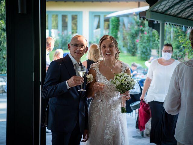 Il matrimonio di Mauro e Nicoletta a Brescia, Brescia 53
