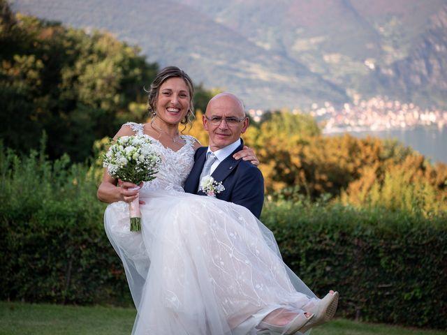 Il matrimonio di Mauro e Nicoletta a Brescia, Brescia 63