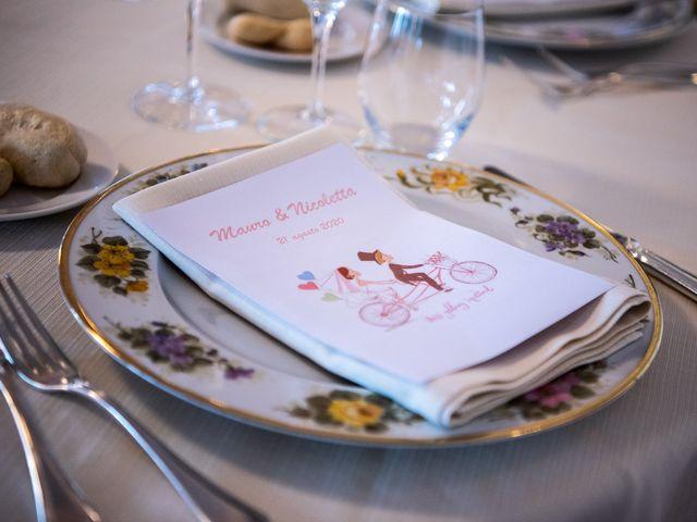 Il matrimonio di Mauro e Nicoletta a Brescia, Brescia 79