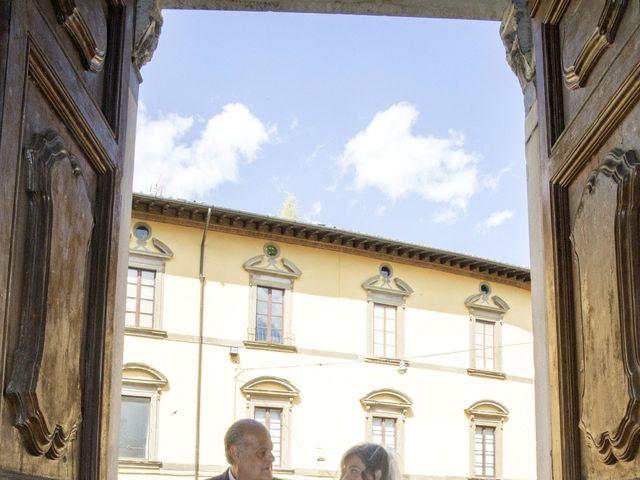 Il matrimonio di Andra e Serena a Pistoia, Pistoia 9