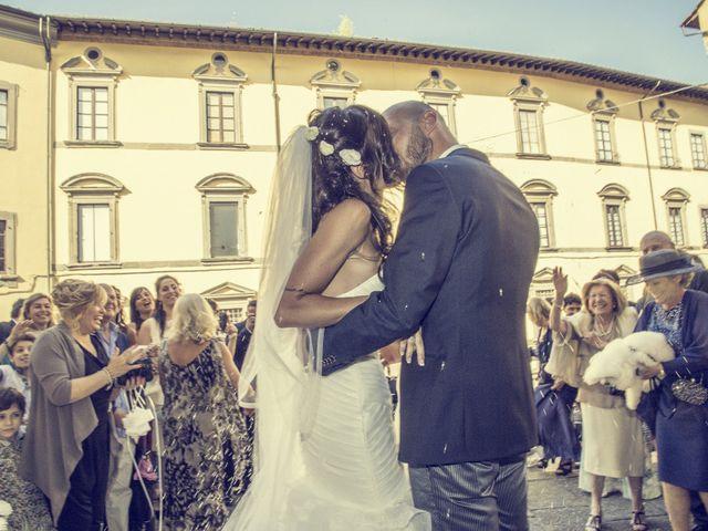 Il matrimonio di Andra e Serena a Pistoia, Pistoia 13