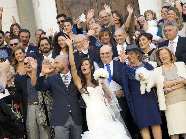 Il matrimonio di Andra e Serena a Pistoia, Pistoia 15