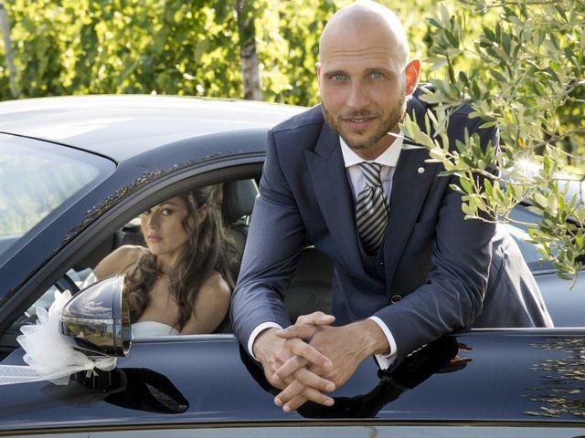 Il matrimonio di Andra e Serena a Pistoia, Pistoia 18