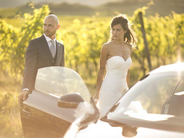 Il matrimonio di Andra e Serena a Pistoia, Pistoia 20