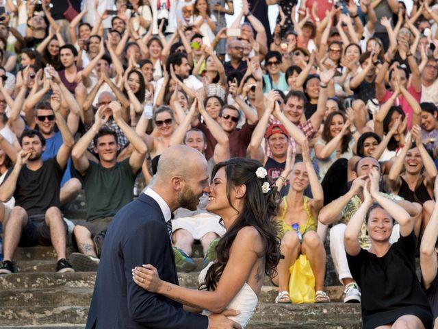 Il matrimonio di Andra e Serena a Pistoia, Pistoia 1