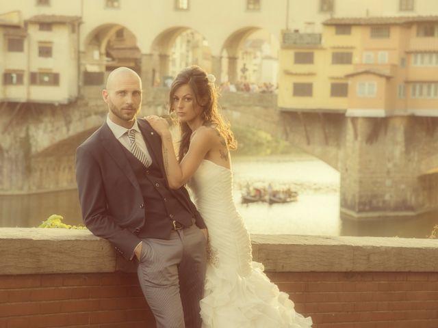 Il matrimonio di Andra e Serena a Pistoia, Pistoia 21