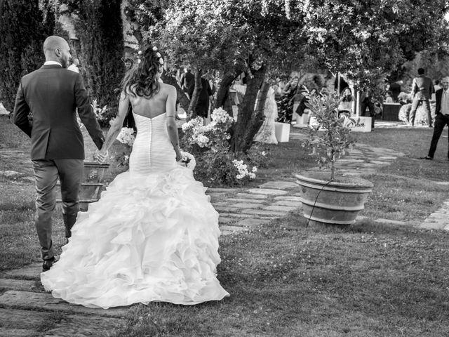 Il matrimonio di Andra e Serena a Pistoia, Pistoia 23