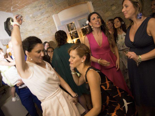 Il matrimonio di Andra e Serena a Pistoia, Pistoia 37