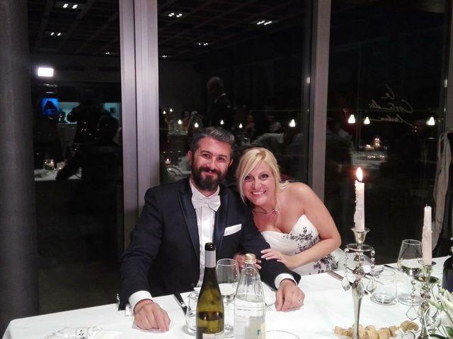 Le nozze di Letizia e Roberto