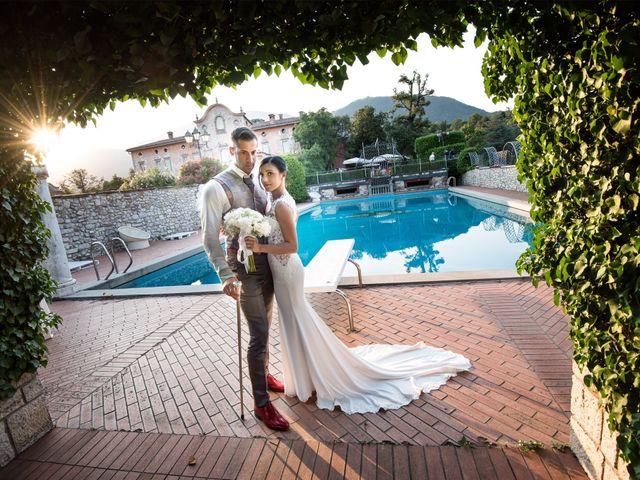 Le nozze di Alessia e Mattia