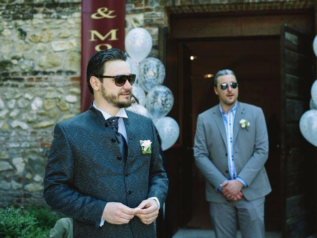 Il matrimonio di Mattia e Bibi a Marostica, Vicenza 8