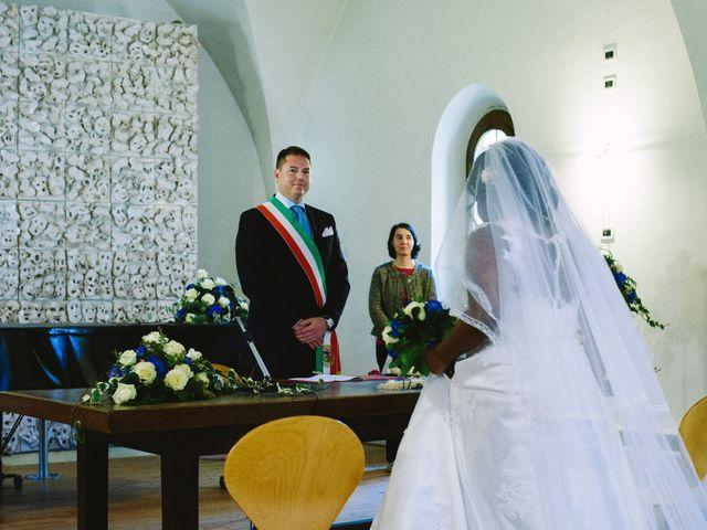 Il matrimonio di Mattia e Bibi a Marostica, Vicenza 10