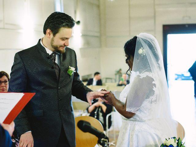 Il matrimonio di Mattia e Bibi a Marostica, Vicenza 13