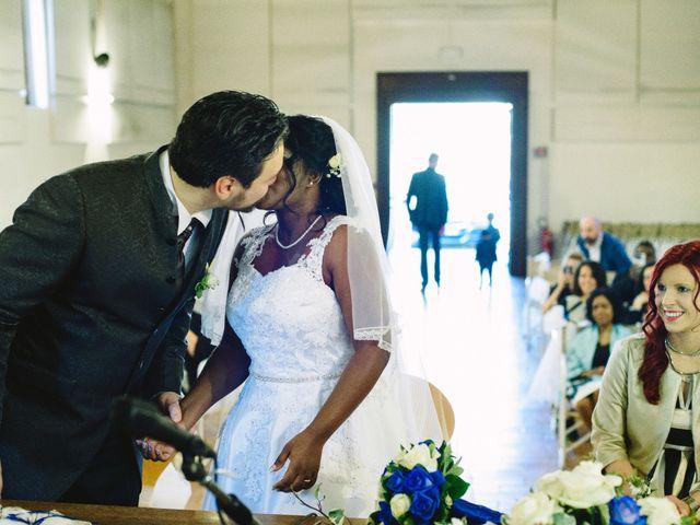Il matrimonio di Mattia e Bibi a Marostica, Vicenza 14