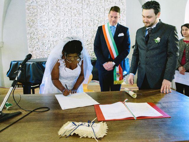 Il matrimonio di Mattia e Bibi a Marostica, Vicenza 16