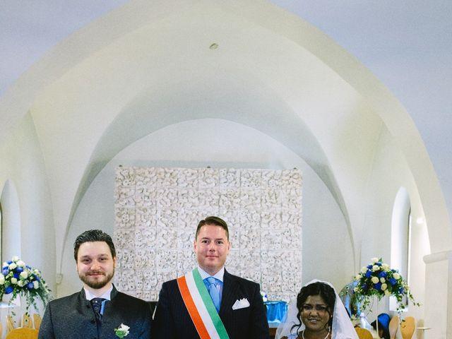 Il matrimonio di Mattia e Bibi a Marostica, Vicenza 17