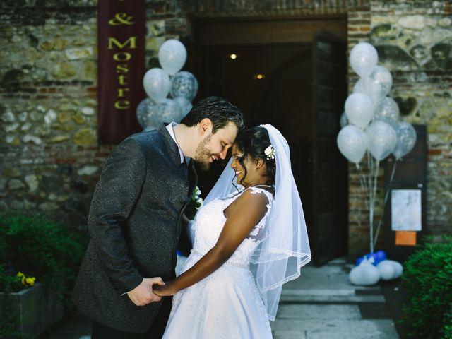 Il matrimonio di Mattia e Bibi a Marostica, Vicenza 18