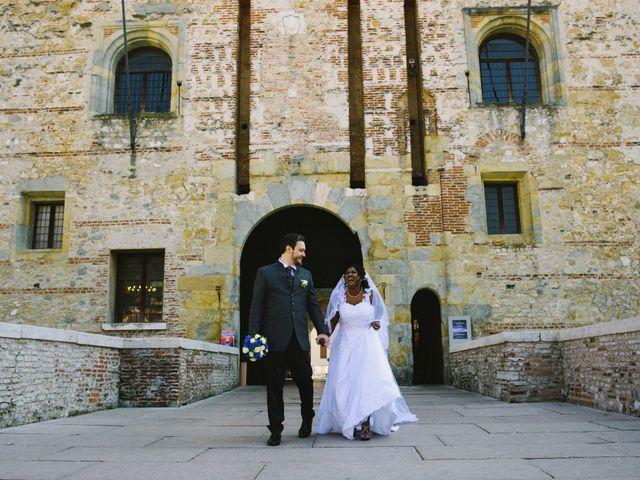 Il matrimonio di Mattia e Bibi a Marostica, Vicenza 19