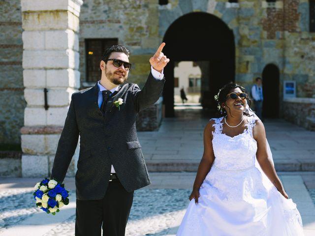Il matrimonio di Mattia e Bibi a Marostica, Vicenza 20
