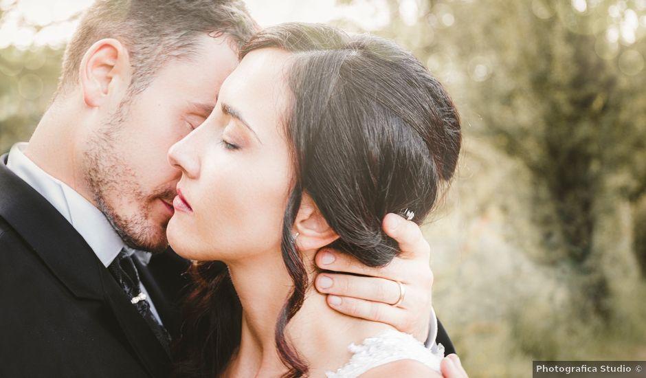 Il matrimonio di Corrado e Alessandra a Potenza, Potenza