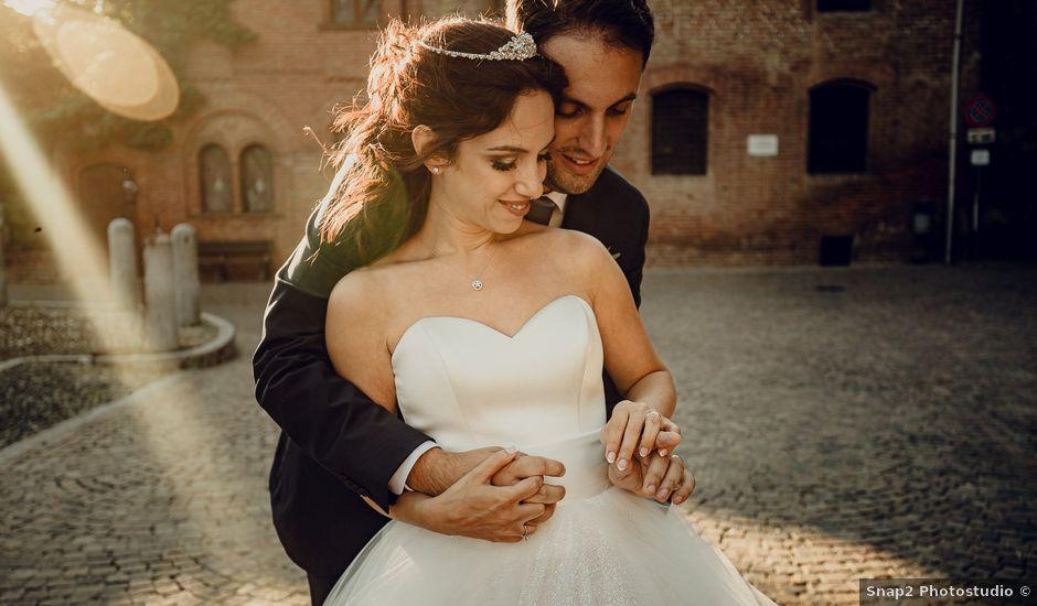 Il matrimonio di Daniele e Barbara a Piovera, Alessandria