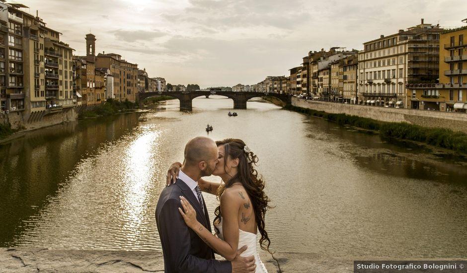 Il matrimonio di Andra e Serena a Pistoia, Pistoia