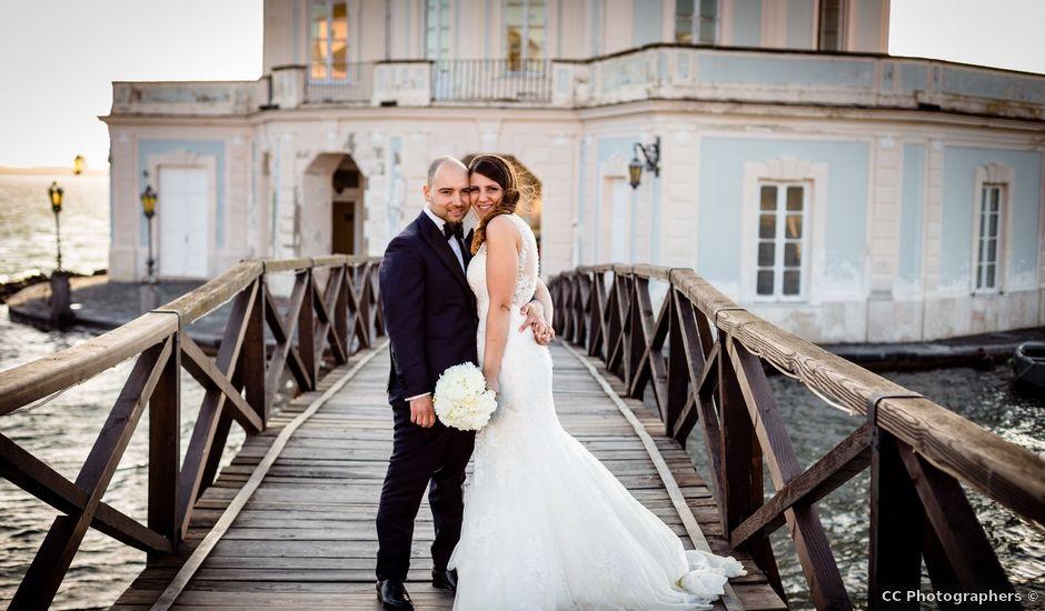 Il matrimonio di Davide e Mariacristina a Casalnuovo di Napoli, Napoli