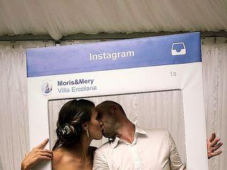 Le nozze di Marianna  e Moris 1