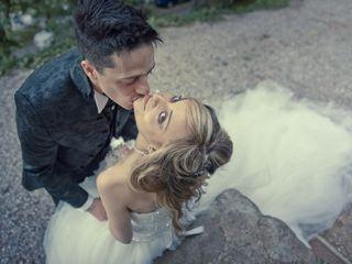 Le nozze di Sheila e Mattia