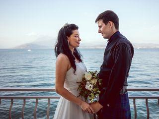 Le nozze di Ela e Scott
