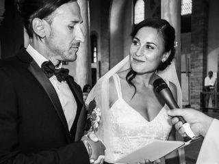 Le nozze di Federica e Michele