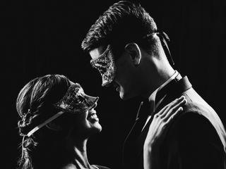 Le nozze di Yesena e Alessio