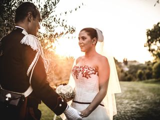 Le nozze di Monica e Adriano